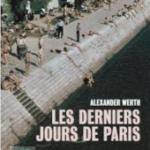 Les derniers jours de Paris – Texte intégral – Ecoute en ligne